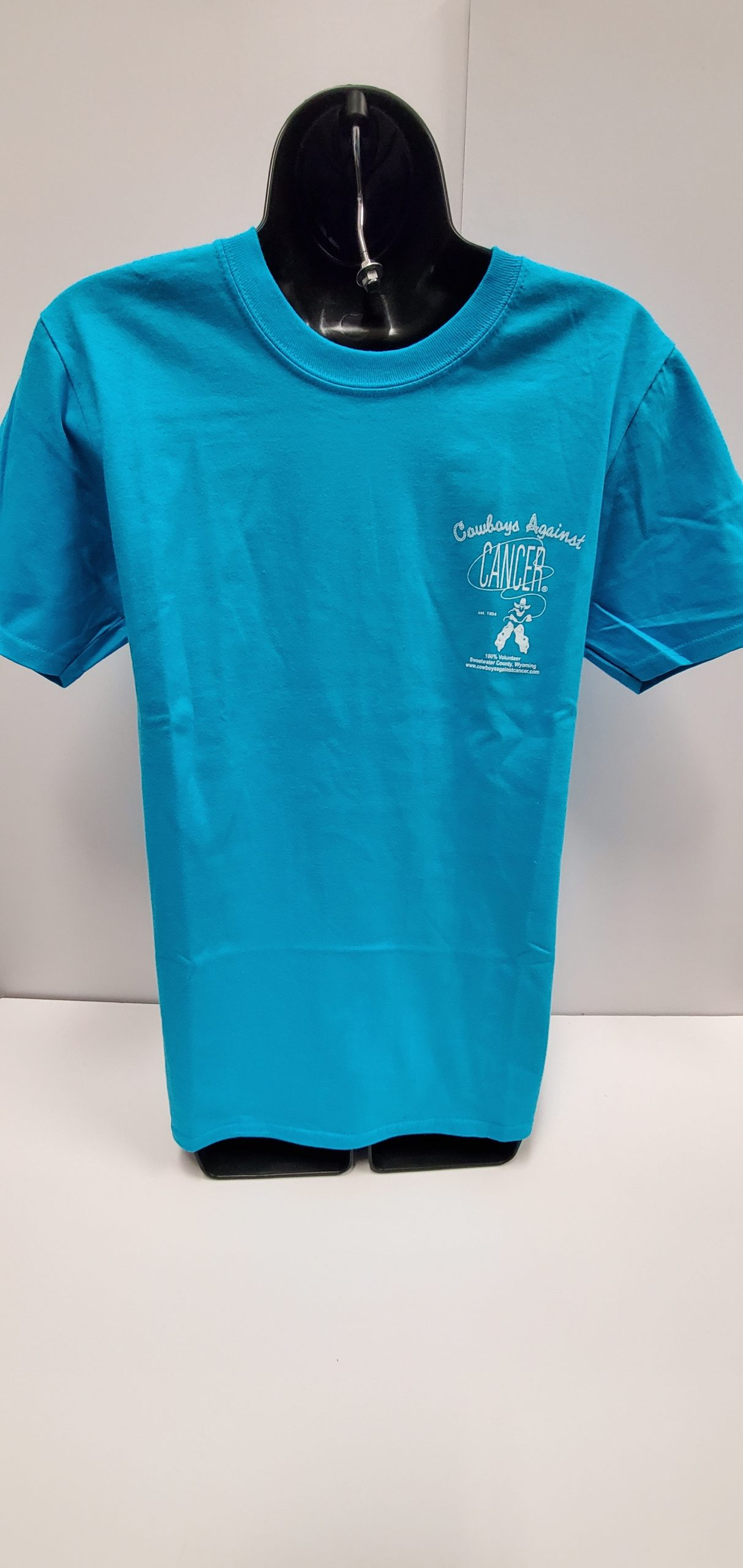 Teal – T-Shirt – Screen Print